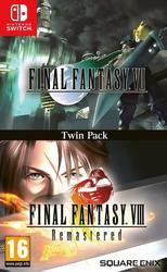 Final fantasy VIII & VIII...