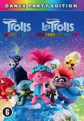 Trolls 2 - World Tour, (DVD)