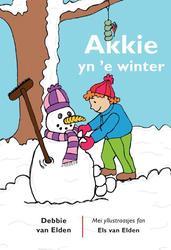 Akkie yn 'e winter