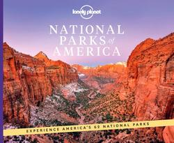 National Parks of America Lonely Planet