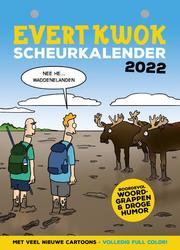 Evert Kwok Scheurkalender 2022