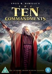TEN COMMANDMENTS (UK...