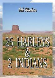 25 Harleys & 2 Indians