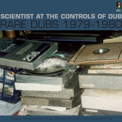 AT THE CONTROLS OF DUB RARE...