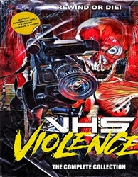 VHS VIOLENCE - COMPLETE.....