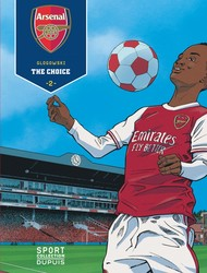 SPORT COLLECTIE - ARSENAL 02. THE GAME