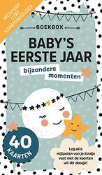 Baby's eerste jaar - Boekbox