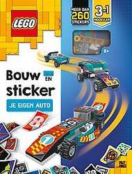 Lego - Bouw en sticker
