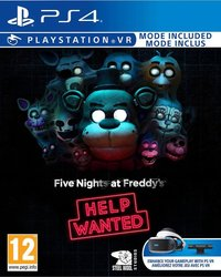 Five nights at Freddy's -...