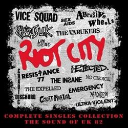 RIOT CITY - COMPLETE.. .....