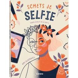 Schets je selfie