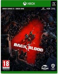 Back 4 blood, (X-Box Series X)