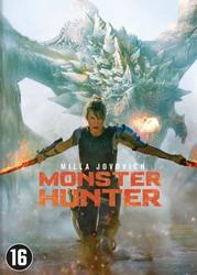 Monster hunter, (DVD)