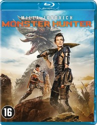 Monster hunter, (Blu-Ray)