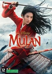 Mulan (2020), (DVD)