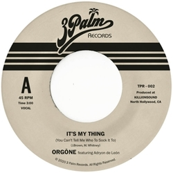 7-IT'S MY THING (YOU.. .....