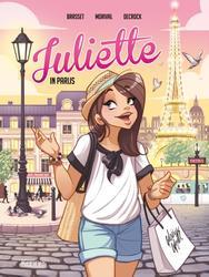 Juliette in Parijs