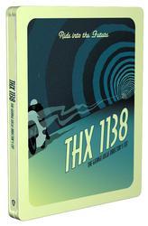 THX 1138 (Steelbook),...
