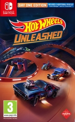 Hot Wheels unleashed - Day one edition , (Nintendo Switch)