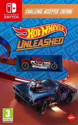 Hot Wheels unleashed - Challenge accepted edition , (Nintendo Switch)