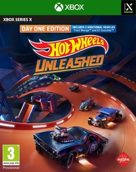 Hot Wheels unleashed - Day...