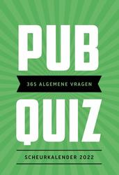 Pub Quiz scheurkalender 2022