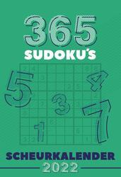365 Sudoku scheurkalender -...
