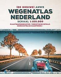 De ANWB Wegenatlas...
