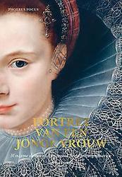 Portret van een jonge vrouw...