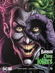 Batman 03. 3 Jokers 3/3...