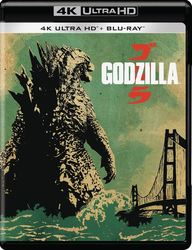 Godzilla (Steelbook),...