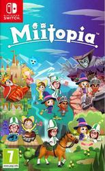 Miitopia, (Nintendo Switch)