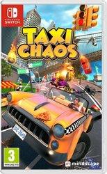 Taxi chaos, (Nintendo Switch)