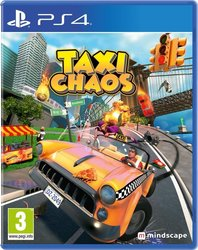Taxi chaos, (Playstation 4)