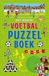 Het leukste voetbal puzzelboek