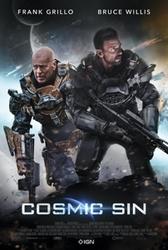 Cosmic sin, (Blu-Ray)