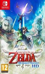Legend of Zelda - Skyward sword, (Nintendo Switch)