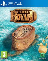 Fort Boyard, (Playstation 4)