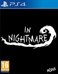 In nightmare, (Playstation 4)