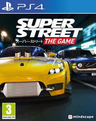 Super street - The game,...