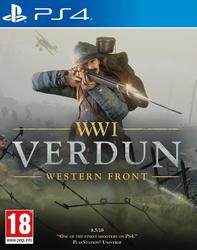 WW1 Verdun - Western front,...