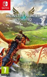 Monster hunter stories 2 - Wings of ruin, (Nintendo Switch)