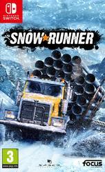 Snowrunner, (Nintendo Switch)