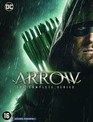 Arrow - Seizoen 1-8, (DVD)
