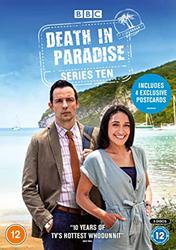 Death in paradise - Seizoen 10, (DVD)