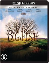 Big fish, (Blu-Ray 4K Ultra...
