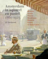 Amsterdam in aquarel en...