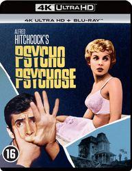Psycho, (Blu-Ray 4K Ultra HD)