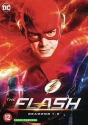 Flash - Seizoen 1-6, (DVD)