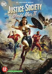 Justice society - World war...